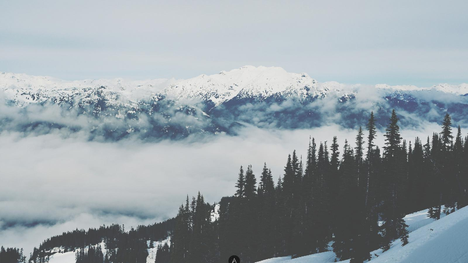 Wallpaper of the Week - Whistler