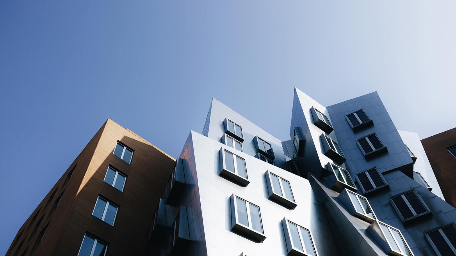 Wallpaper of the Week - Stata Center, Cambridge