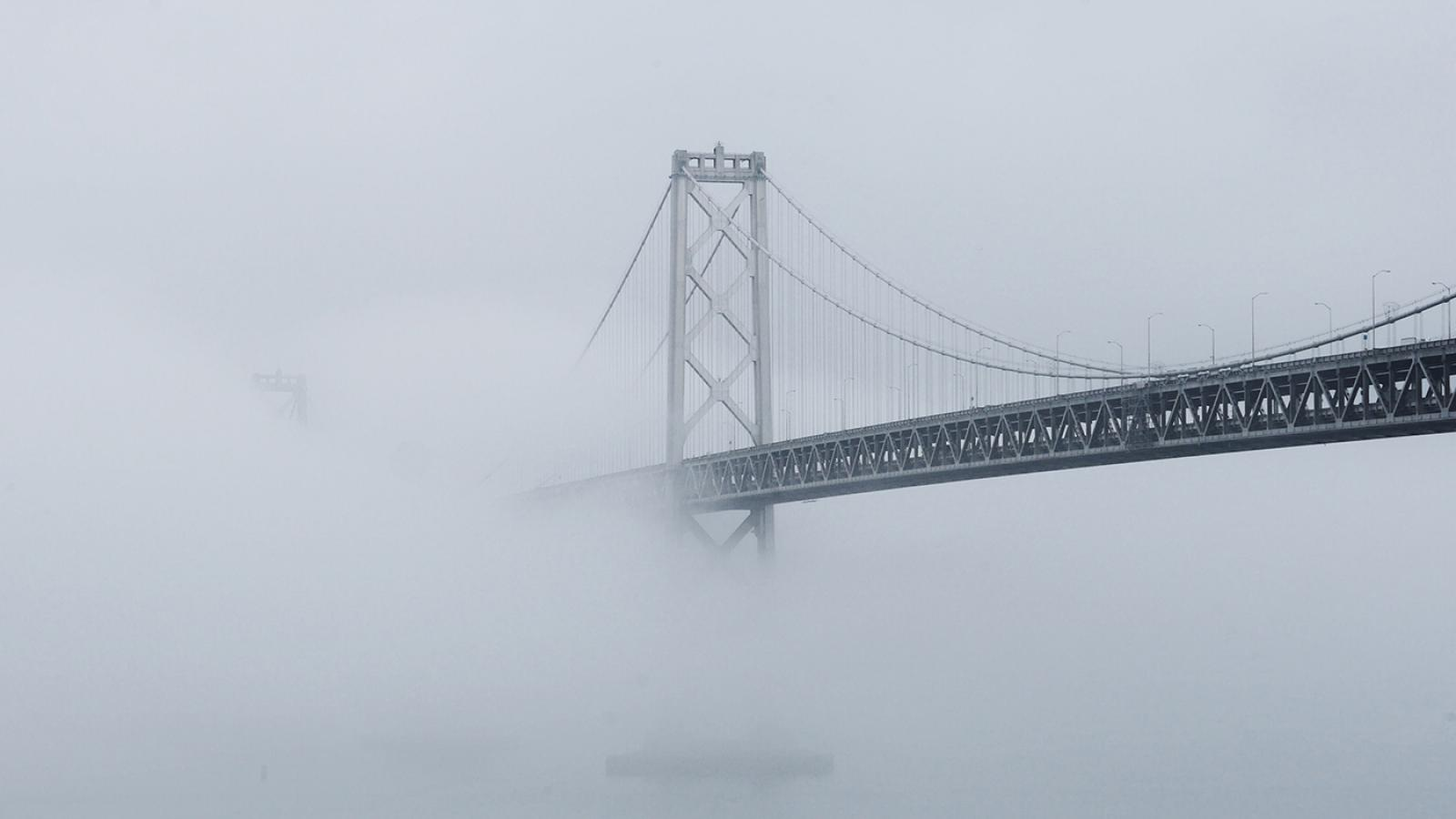 Wallpaper of the Week - Bay Bridge