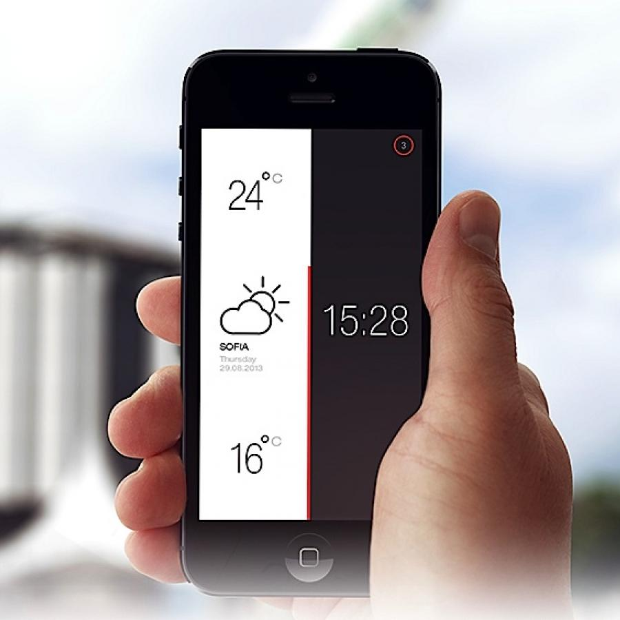Case Study: Weather and Time App