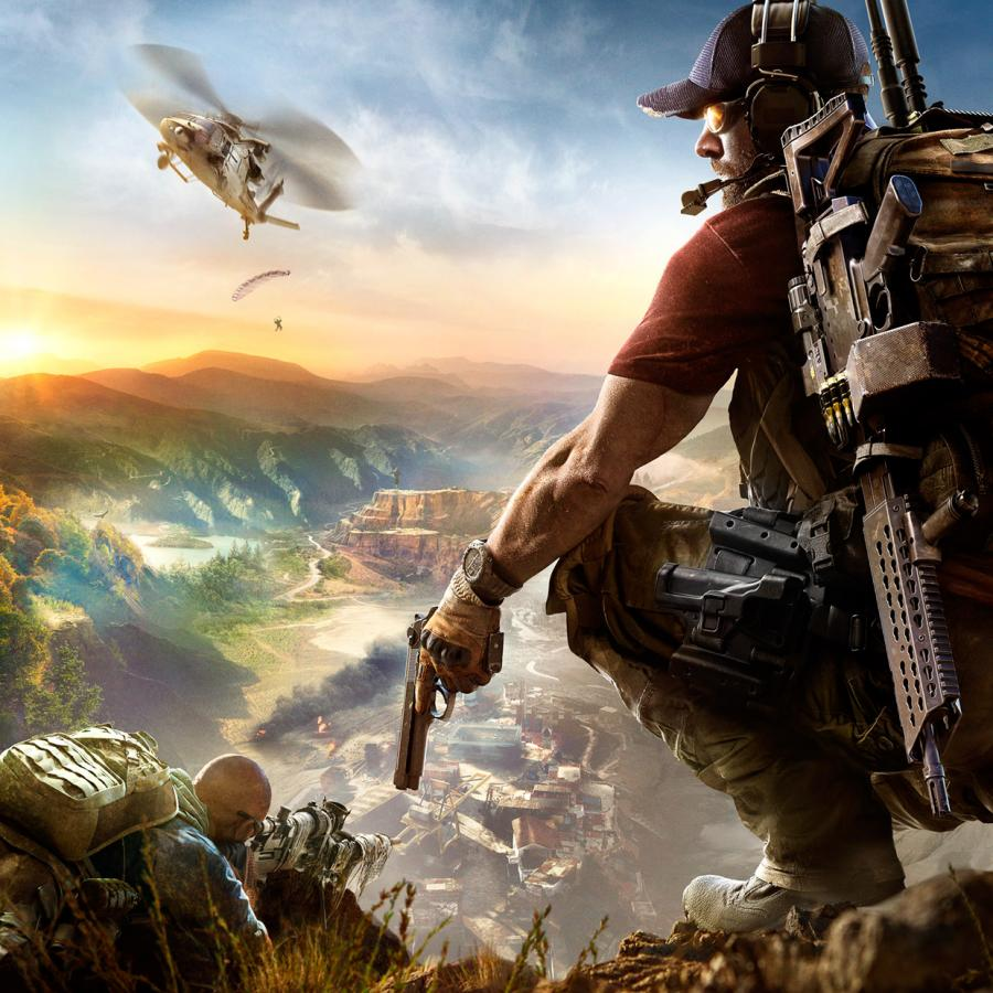 Case Study: Tom Clancy's Ghost Recon Wildlands