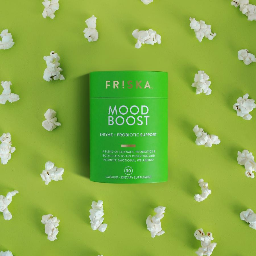 FRISKA - Fresh Packaging Design for your Digestive Health