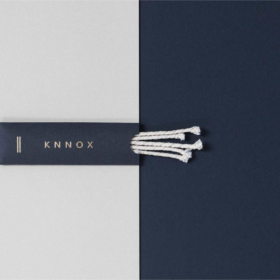 Elegant Brand Identity for KNNOX Lighters