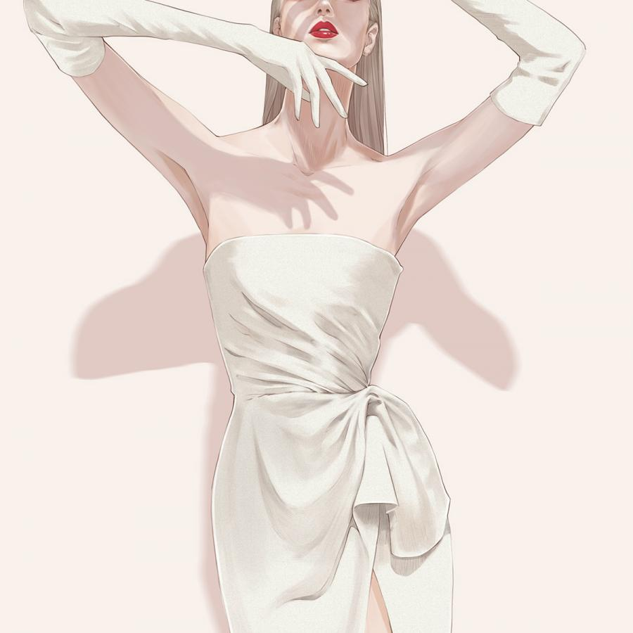 Fashion Illustrations 2020 by Alex Tang