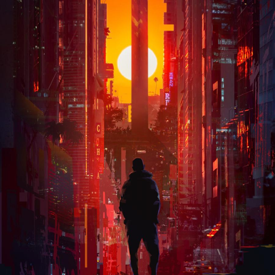 Conceptual Art & Illustration by Sylvain Sarrailh