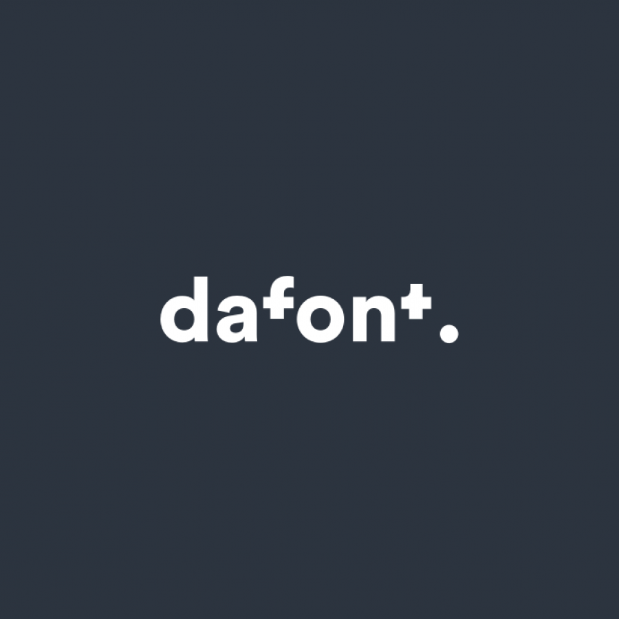 New Branding and Web Design of Dafont.com