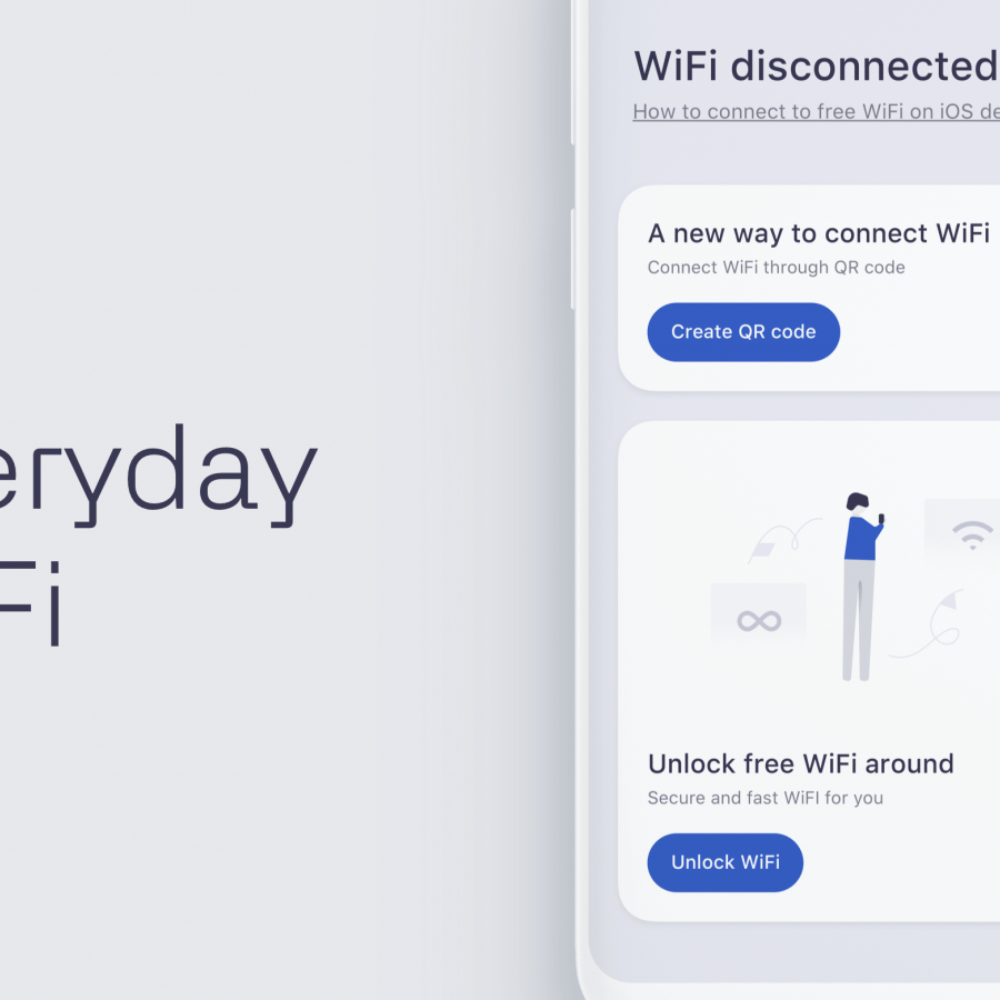 An Insight at the User Interface for Everyday Wifi