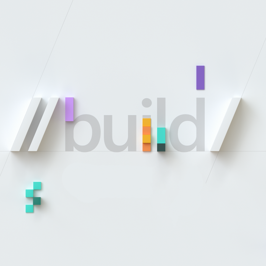 3D & Motion Design for Microsoft Build Developer's conference