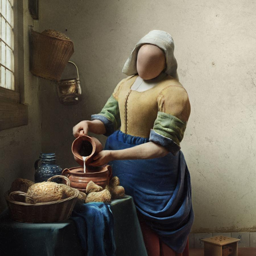 Le Kunst - Classic Paintings Style in 3D