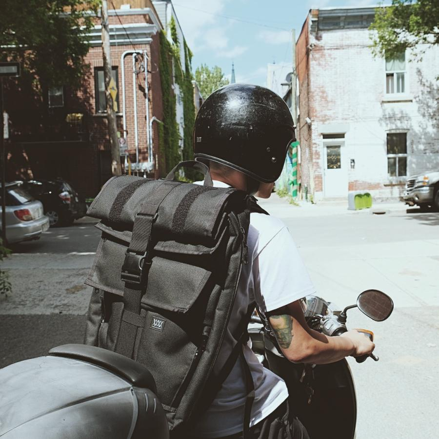 In Review: Mission Workshop the Vandal - Expandable Backpack