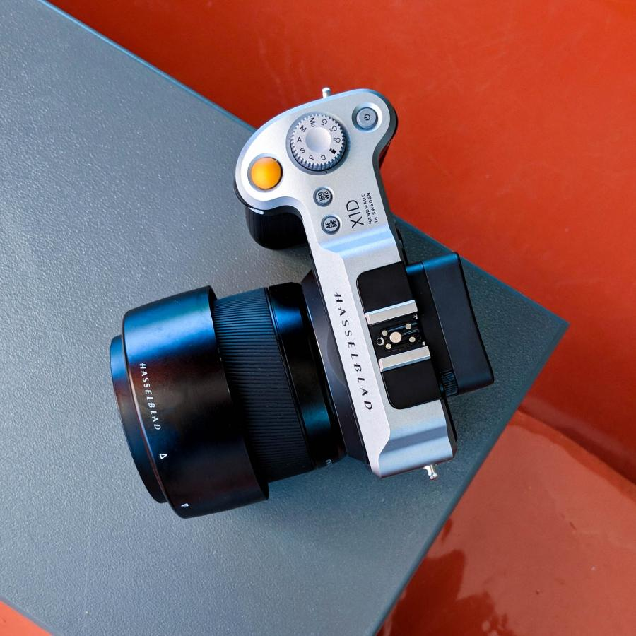 In Review: The Mighty Hasselblad X1D