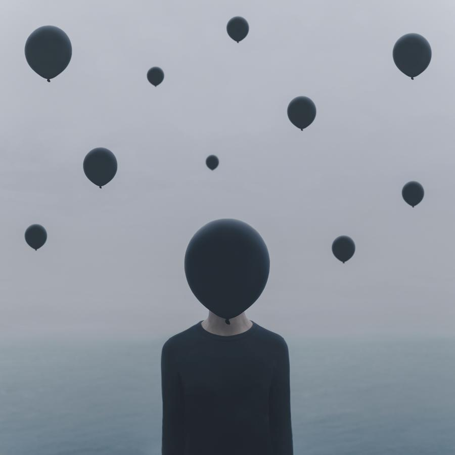 Surreal and Melancholic Photography by Gabriel Isak