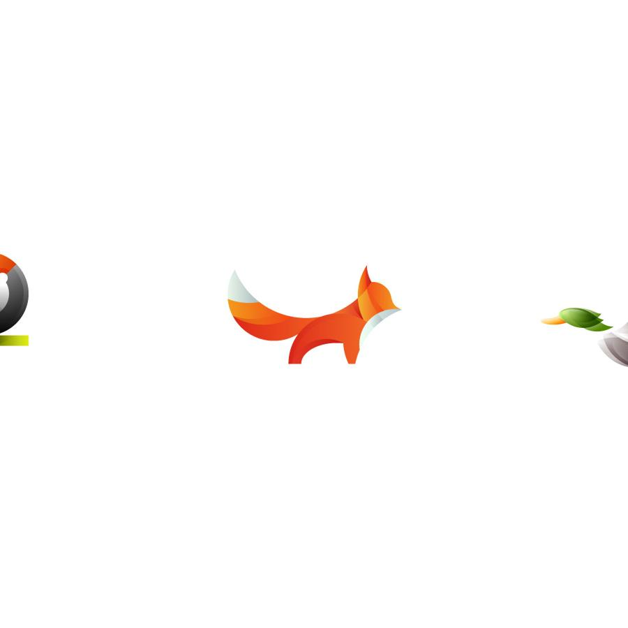 Animal Logos by Ivan Bobrov