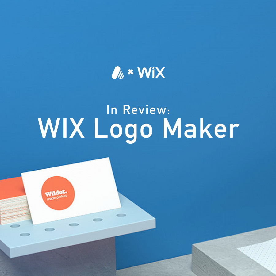 In Review: Wix Logo Maker - Easy, Simple and how useful?