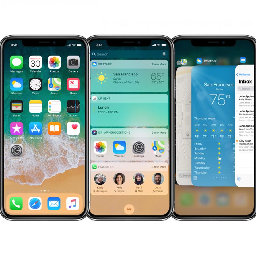 iPhone X: Interface Guidelines