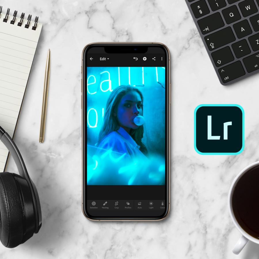 Lightroom Tutorial: How to Install Presets on your Smartphone (without a laptop)
