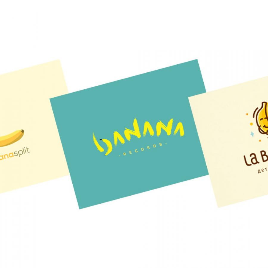 Logo Design: Bananas