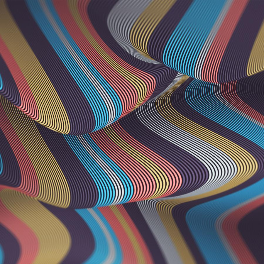 Intriguing Vector Illustration - Novelty Waves Vol 4