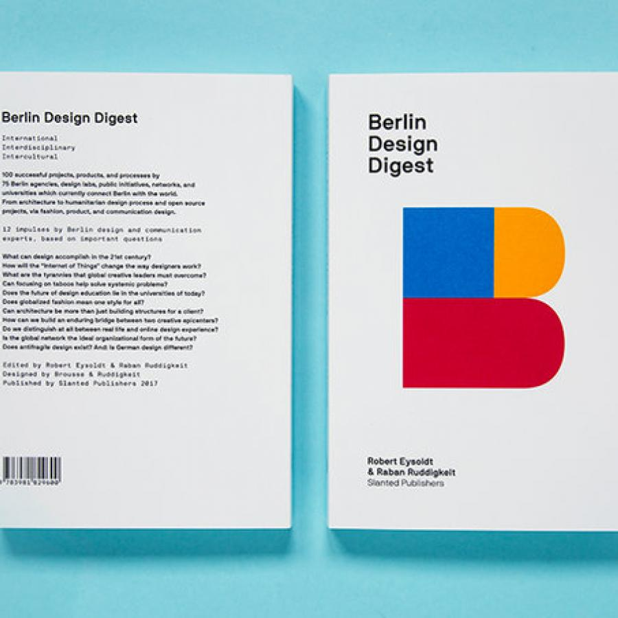 Design Book: Berlin Design Digest