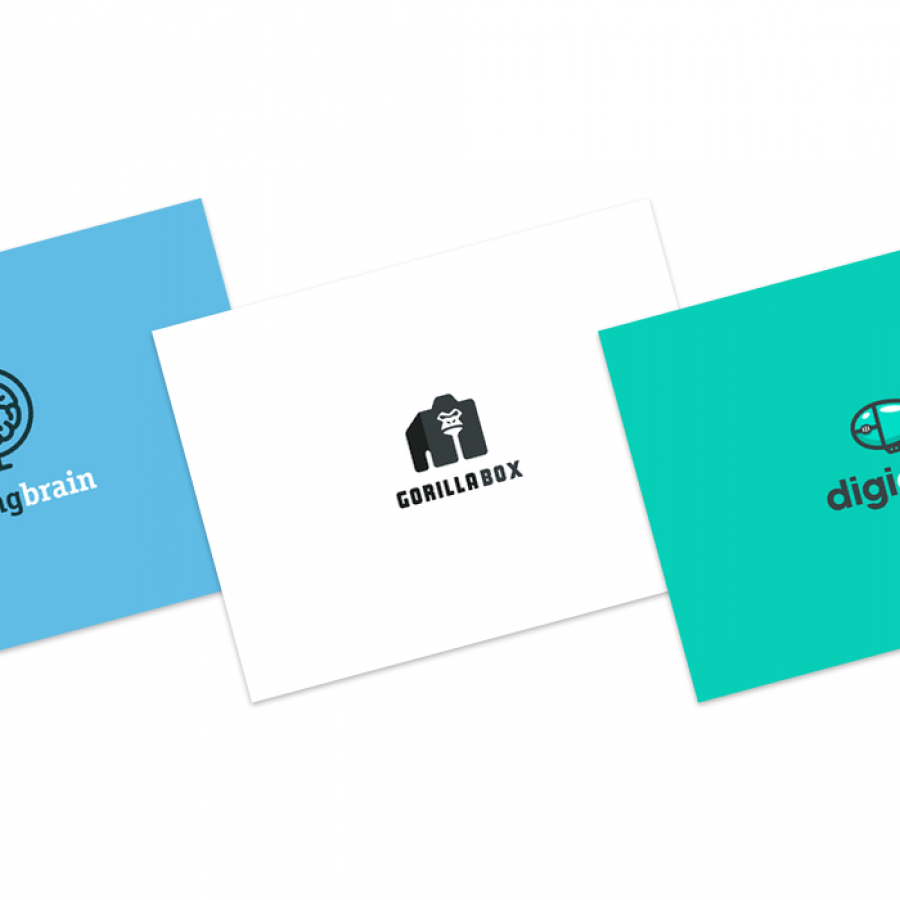 Logo Design: The Work of Bodea Daniel