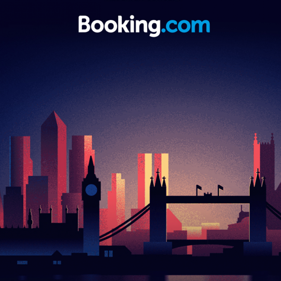 Booking.com Design Concept