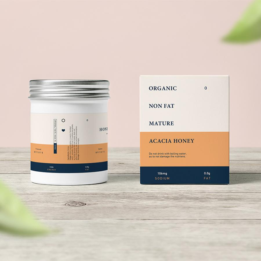 Myiu Tea Packaging Design