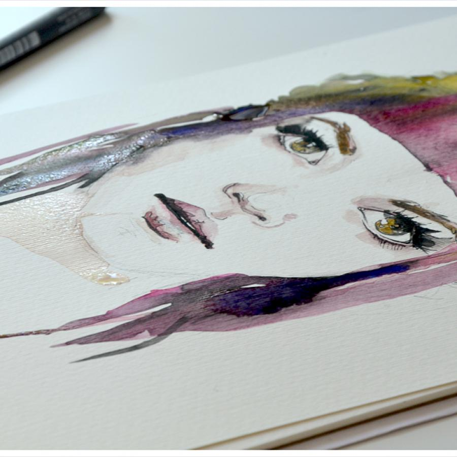Watercolor Illustrations