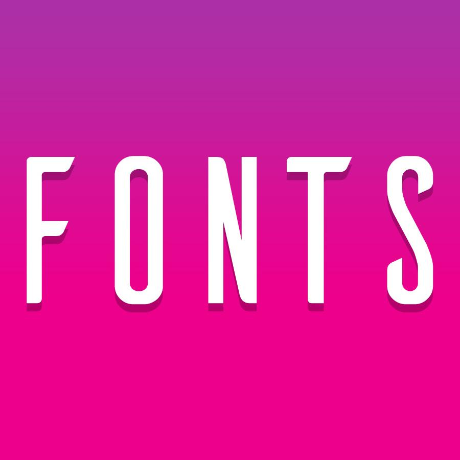Friday Fresh Free Fonts - Iron & Brine, Ailerons, Fakedes Outline