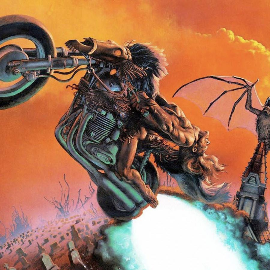 Interview with Comic Book Legend Richard Corben
