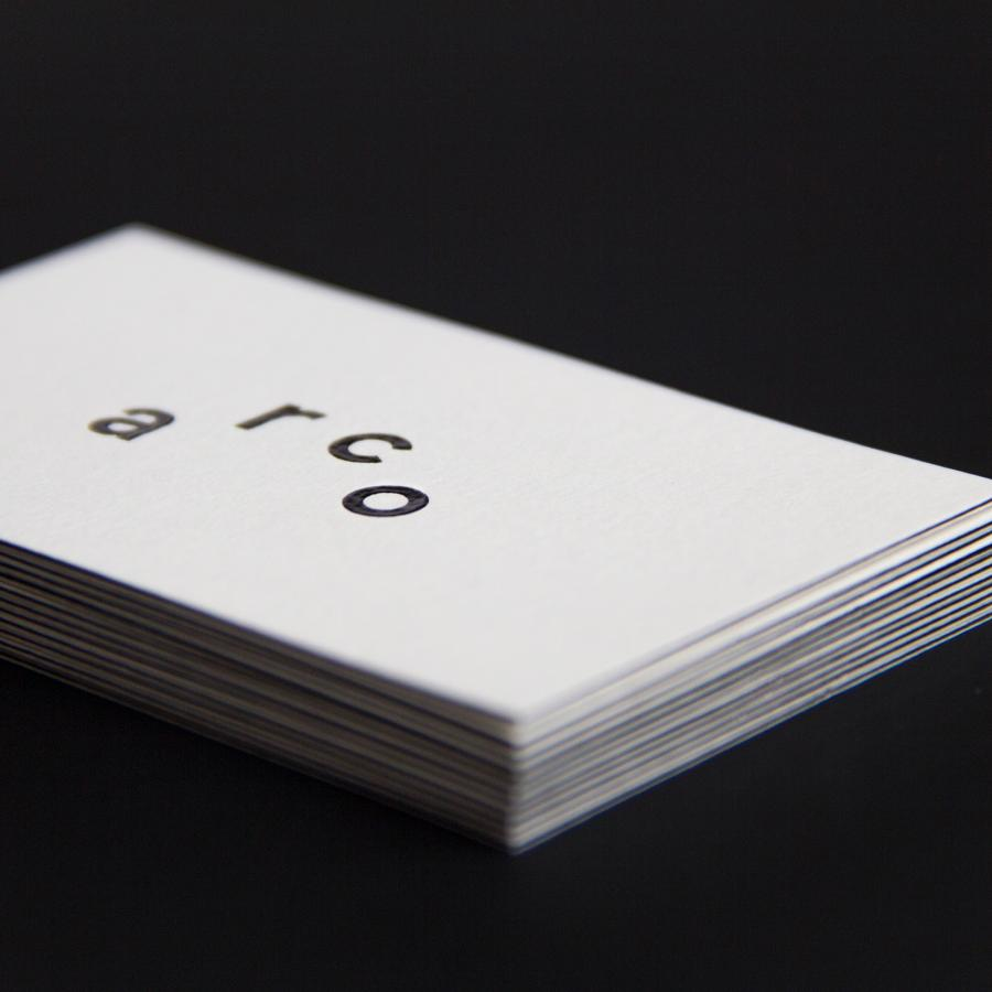 Beautiful Minimalist Brand Identity for estúdio arco