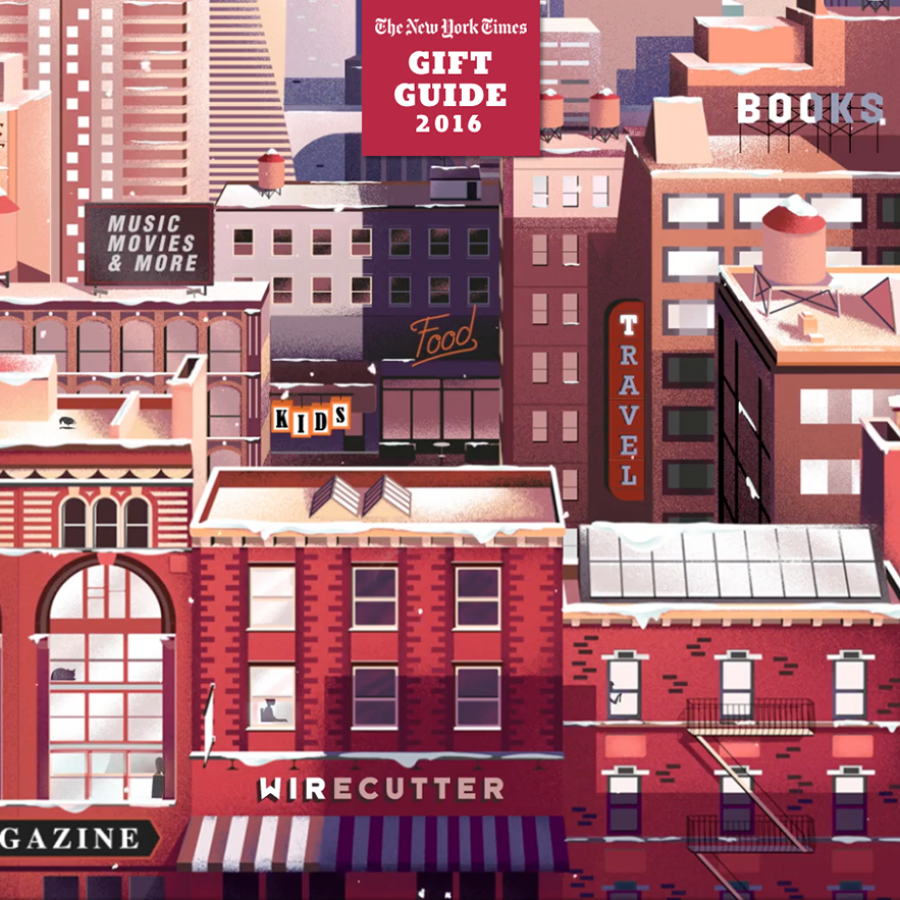 Illustration: The New York Times Gift Guide