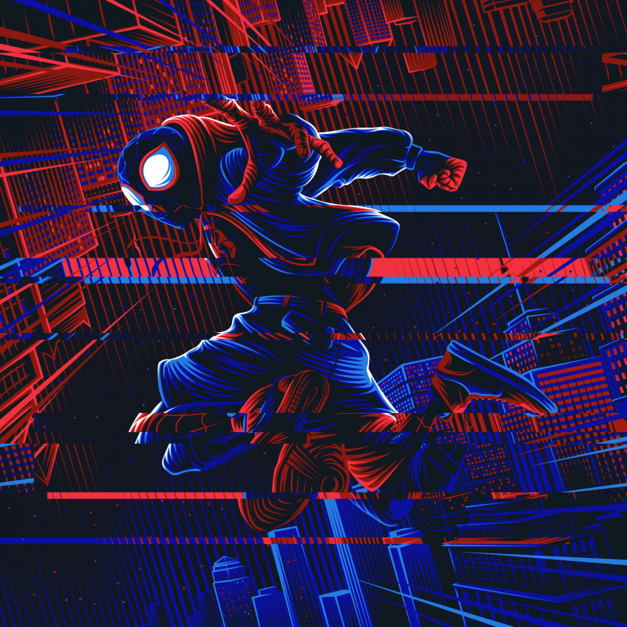 Spider-Man: Into the Spider-Verse Fan Art