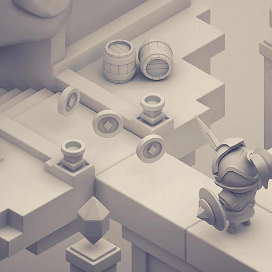 Beautiful iOS Game Design: Isometry