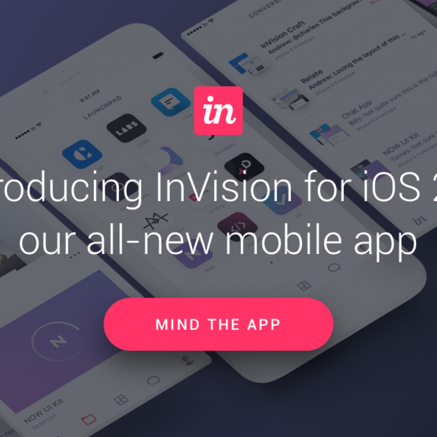 Introducing InVision iOS 2.0: All-New InVision App