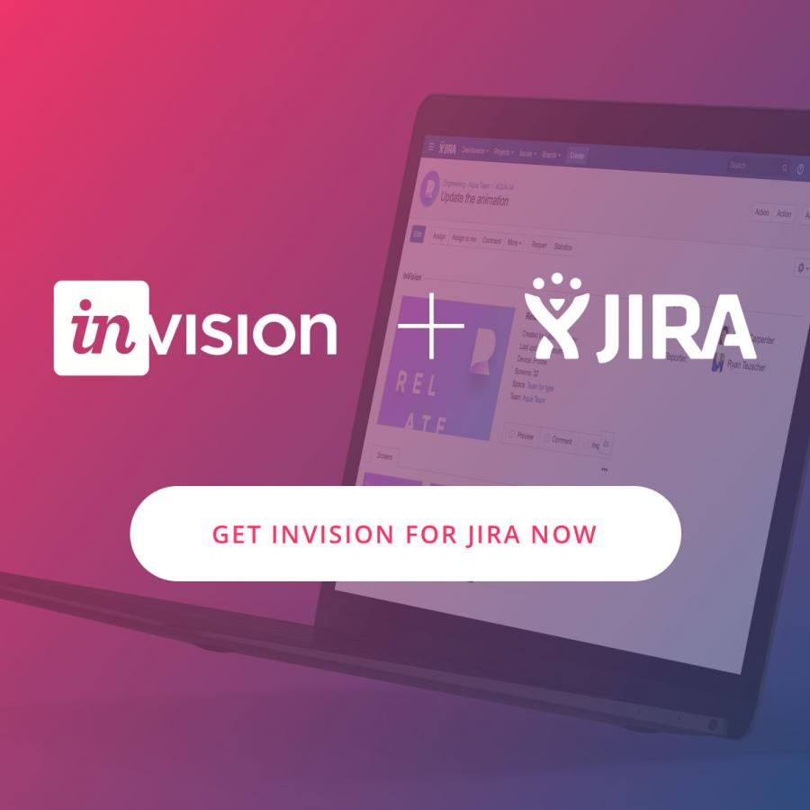 Introducing Invision for JIRA