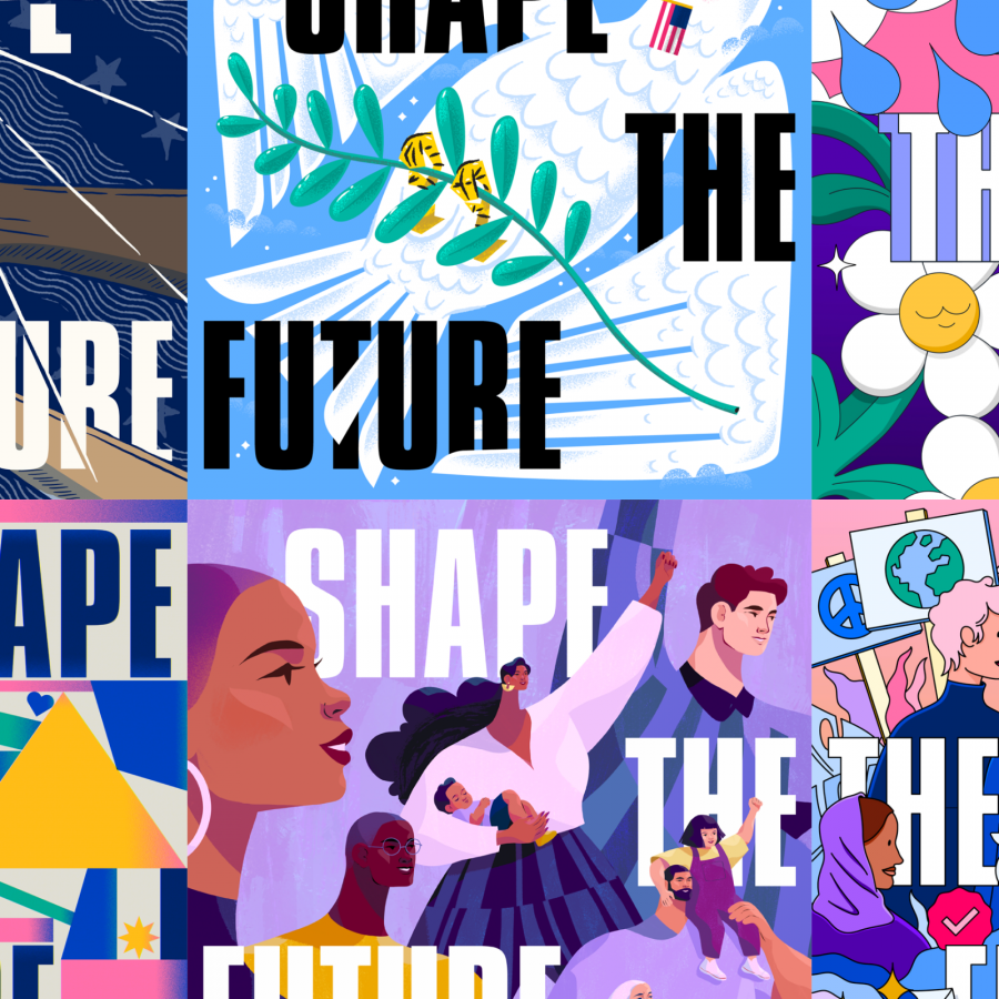 Shape our Future initiative - take part now for a better tomorrow