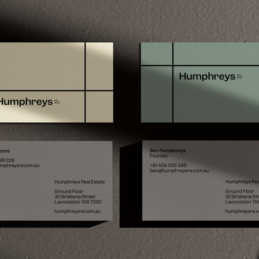 Humphreys Branding and Visual Identity