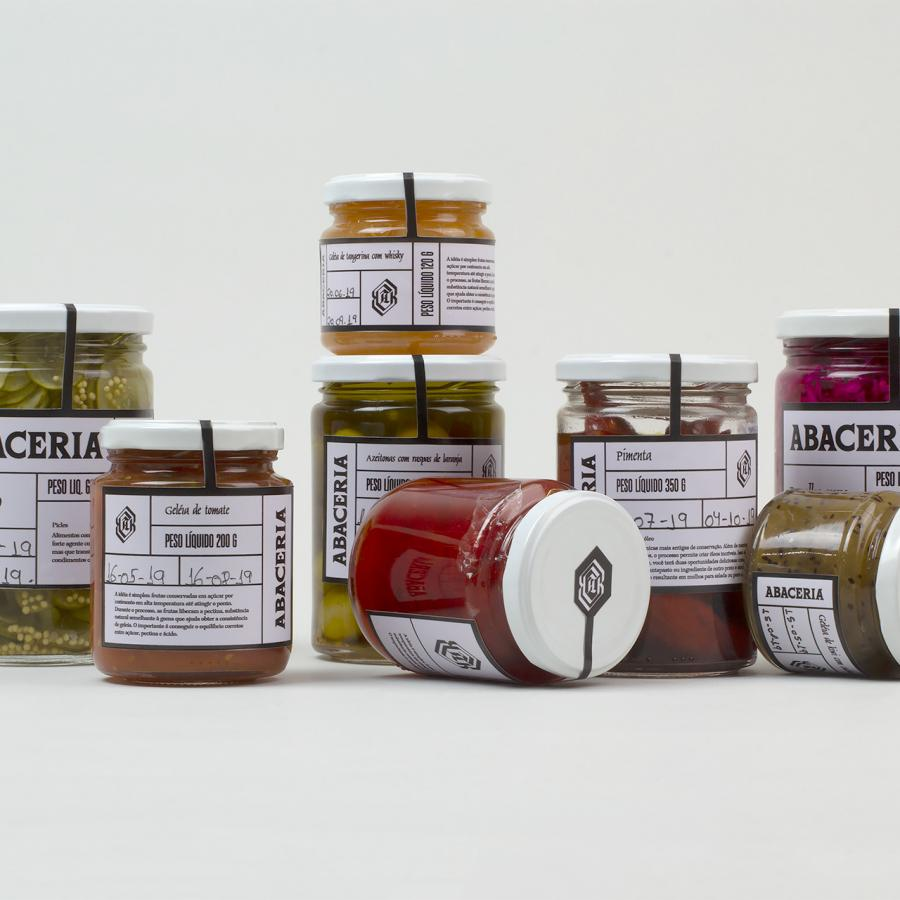 ABACERIA Branding and Visual Identity