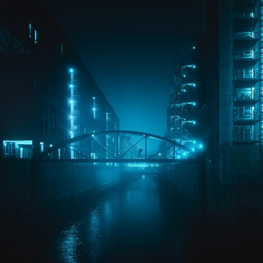 Hamburg Noir Photography by Apo Genc