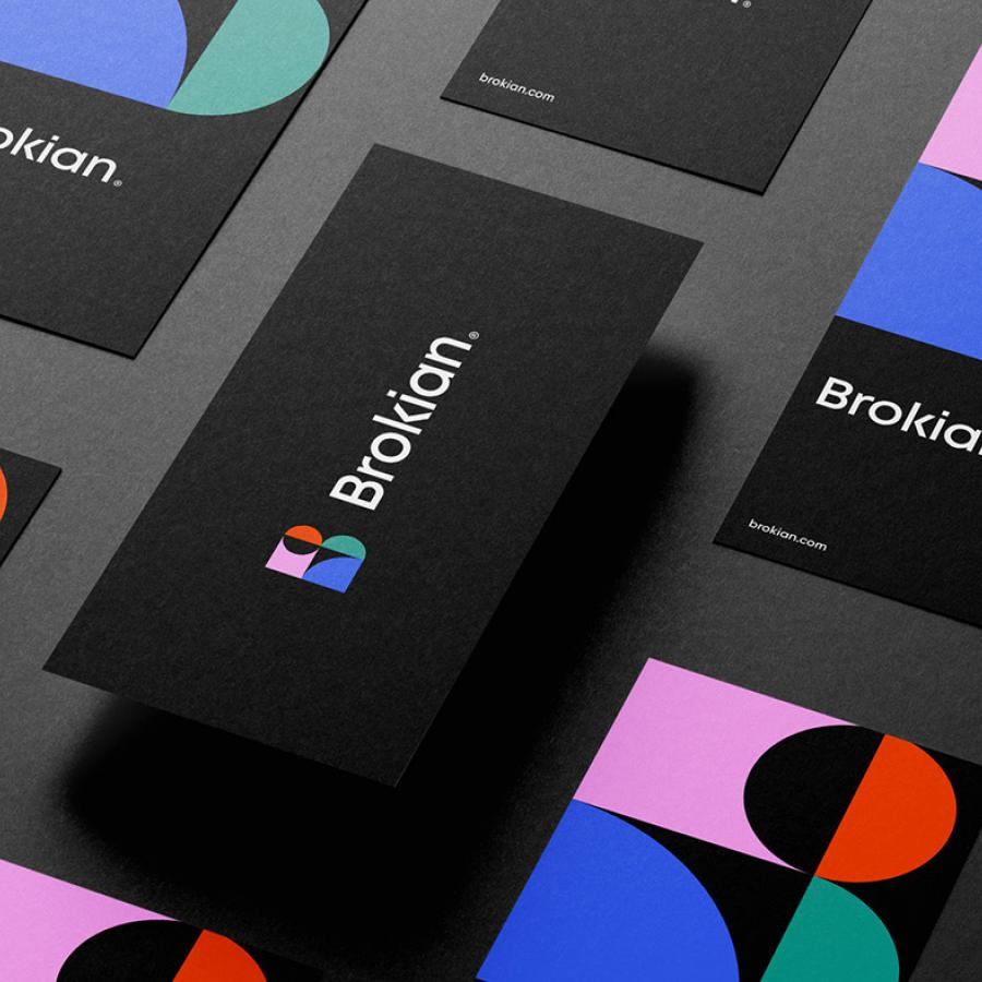 Brokian Branding and Visual Identity