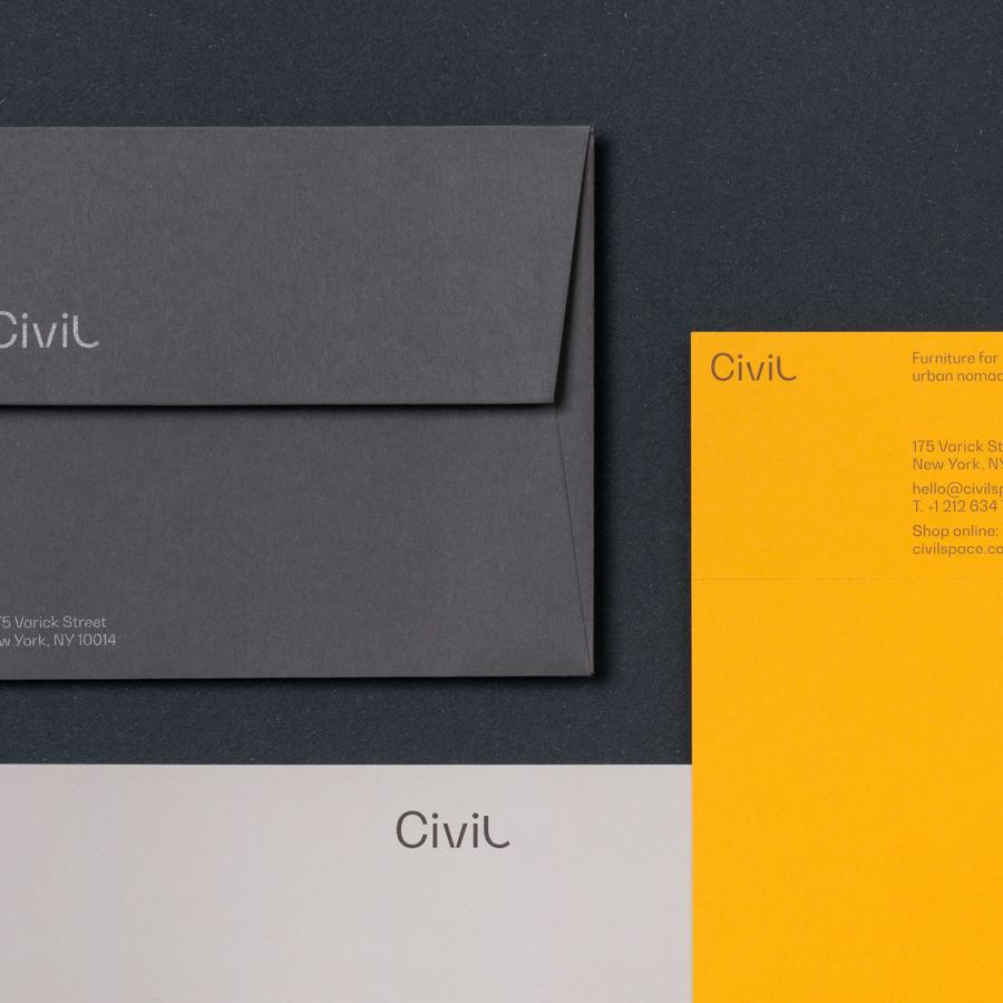 Civil Branding and Visual Identity