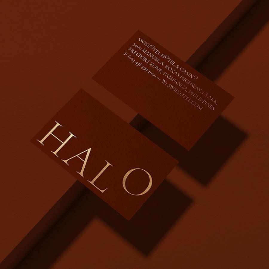 HALO by Swissotel Branding and Visual Identity