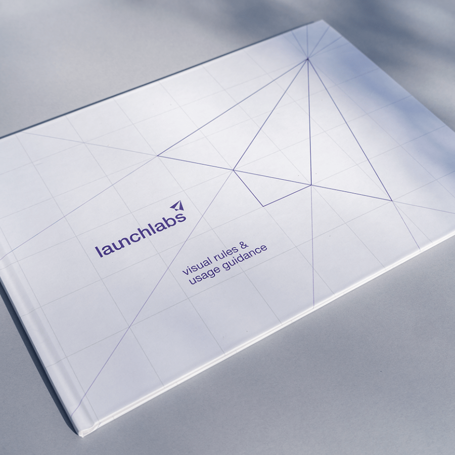 Launchlabs Branding and Visual Identity