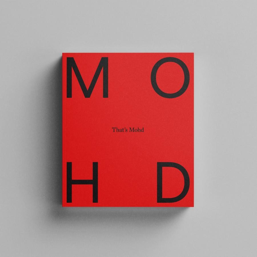 Mohd. That's More — Branding and Editorial Design