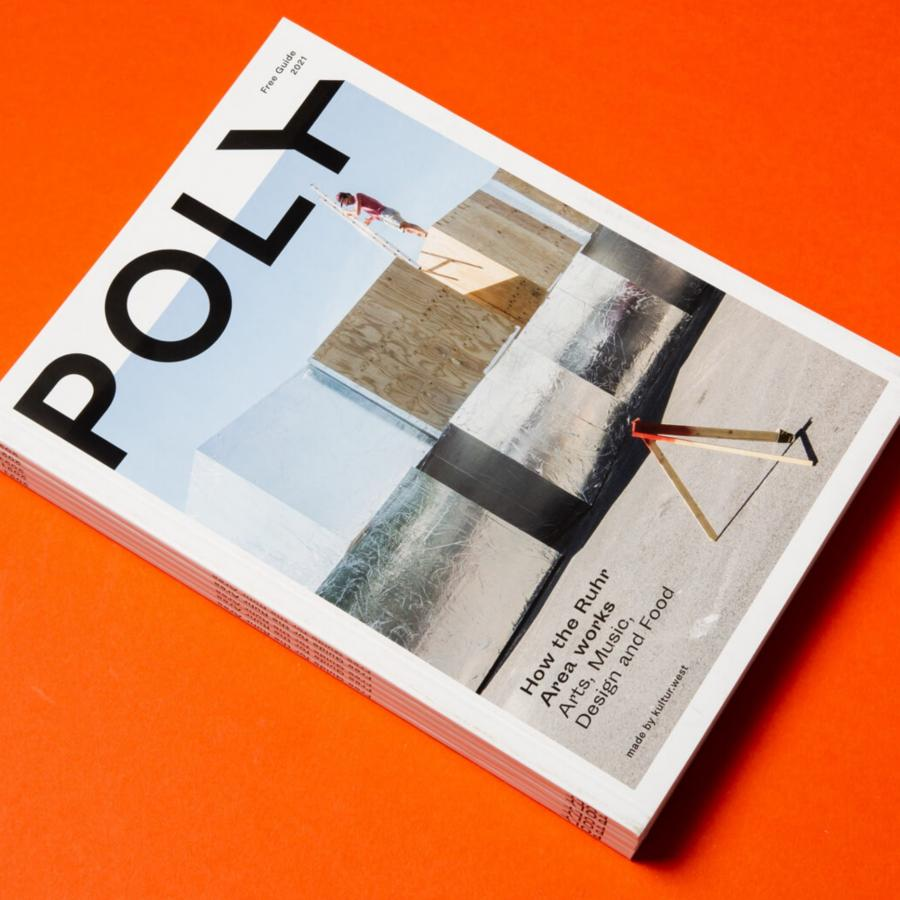 Editorial Design for POLY