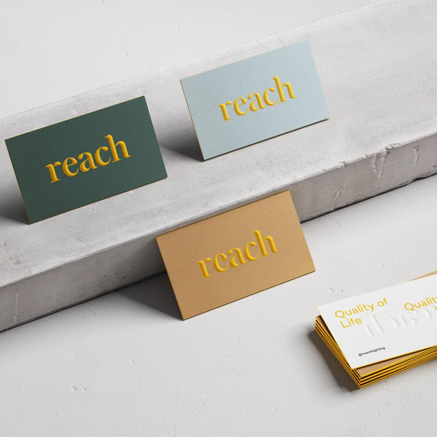 Reach Branding and Packaging Design