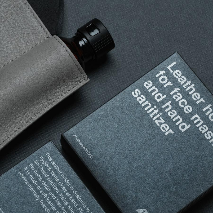 TAG Aviation Branding and Packaging Design