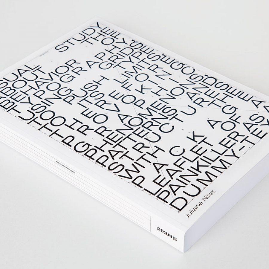 Endless Possibilities in Teasing Typography Book