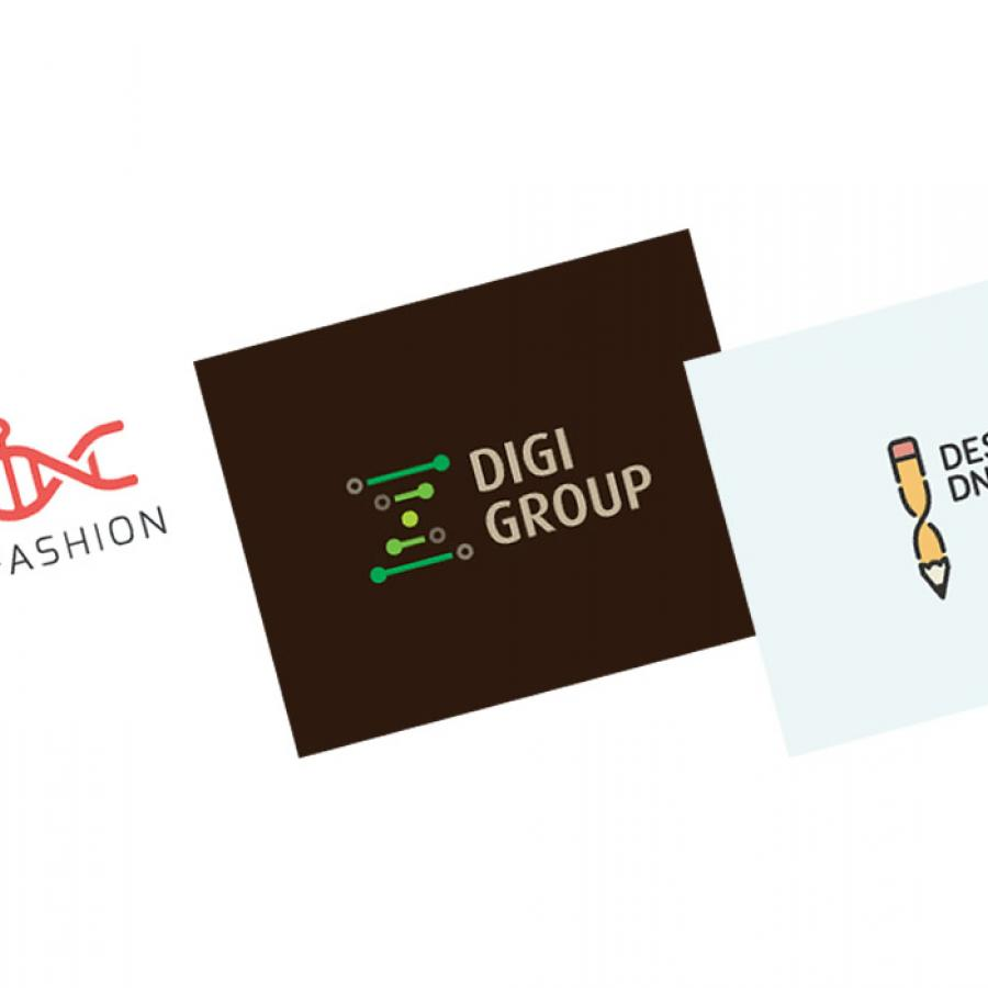 Logo Design: DNA