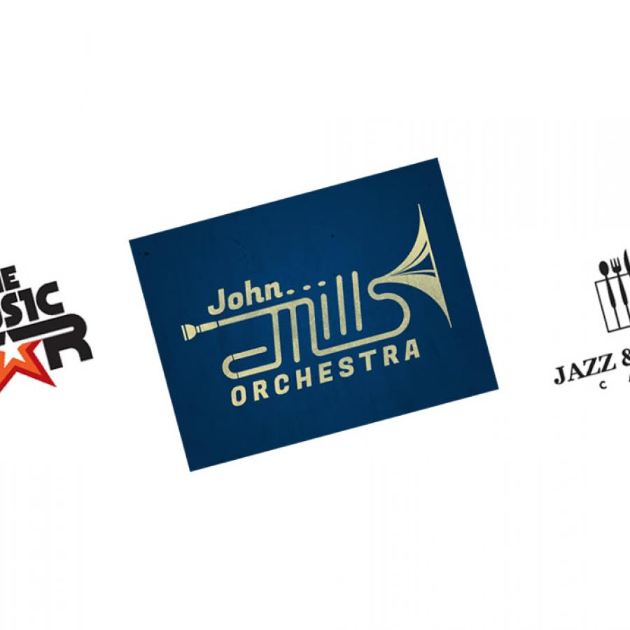 Logo Design: Music Instruments
